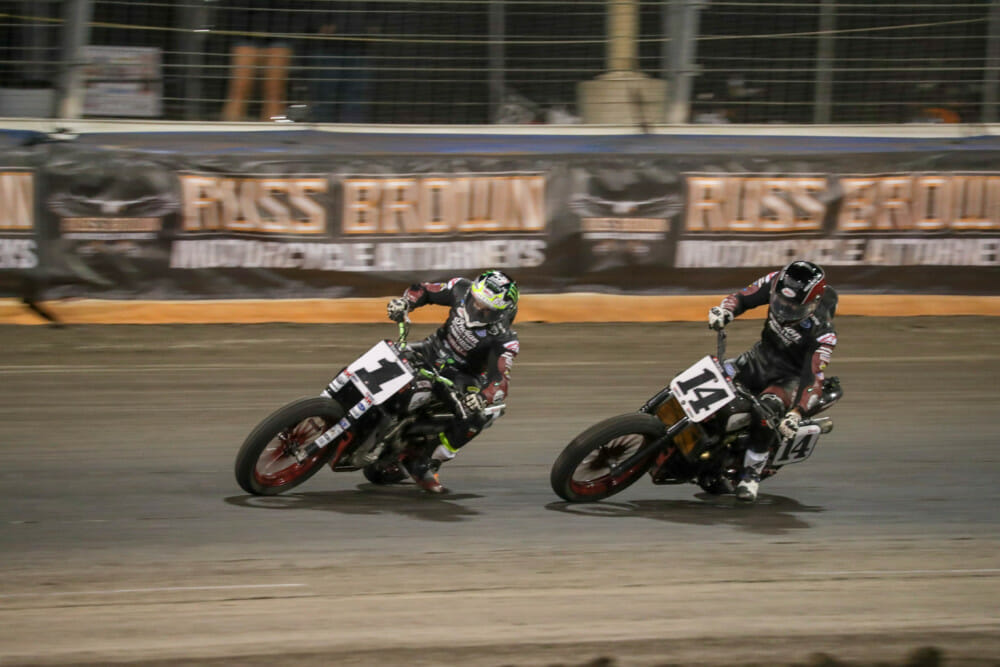 Defending Champion Jared Mees Secures First Victory of the Season