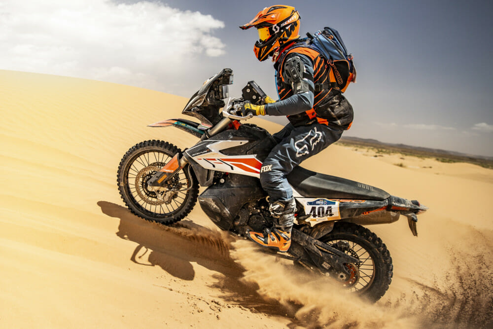 KTM Ultimate Race Day 4 Action