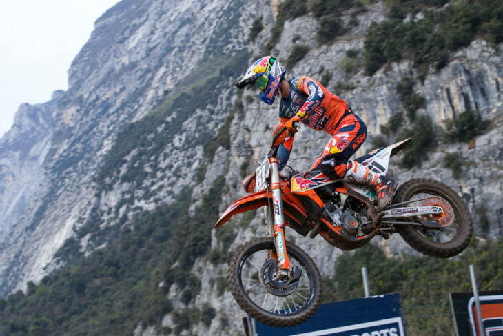 MXGP Of Trentino Results 2019