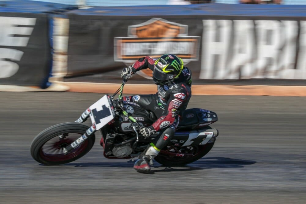 ... a vintage performance in Saturday night's Al Lamb's Dallas Honda Texas Half-Mile presented by Russ Brown Motorcycle Attorneys at Texas Motor Speedway in ...