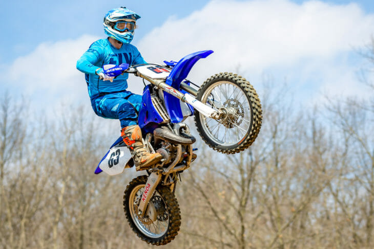 Michigan ISDE Qualifier Results 2019
