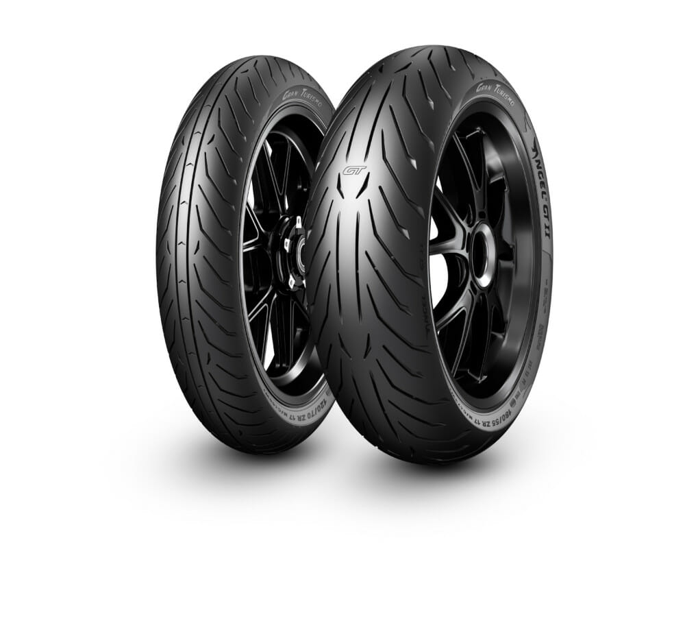 Angel™ GT II is the New Pirelli Sport-Touring Tire