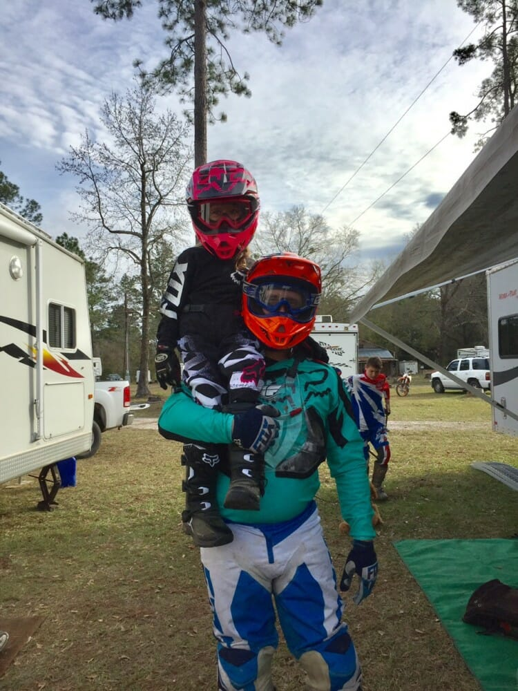Sgt. Matthew Barrett to be Factory Rider for a weekend at the Cajun Classic National Enduro.