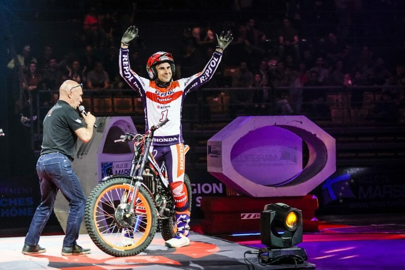 Toni Bou set to participate in the 2019 X-Trial des Nations