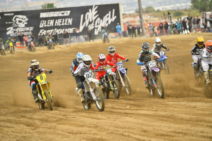 Two-Stroke World MX Championship Results 2019