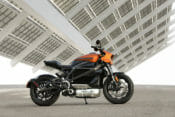 Harley-Davidson is the lead sponsor for the Electric Revolution exhibit and has provided three recent prototypes from its electric portfolio, including the 2020 LiveWire, which will be available to the public in fall 2019.