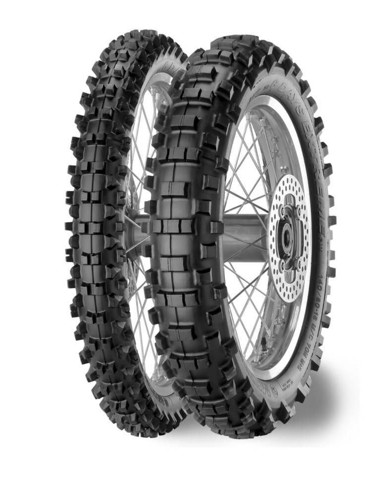 Metzeler MCE Six Days Extreme tires