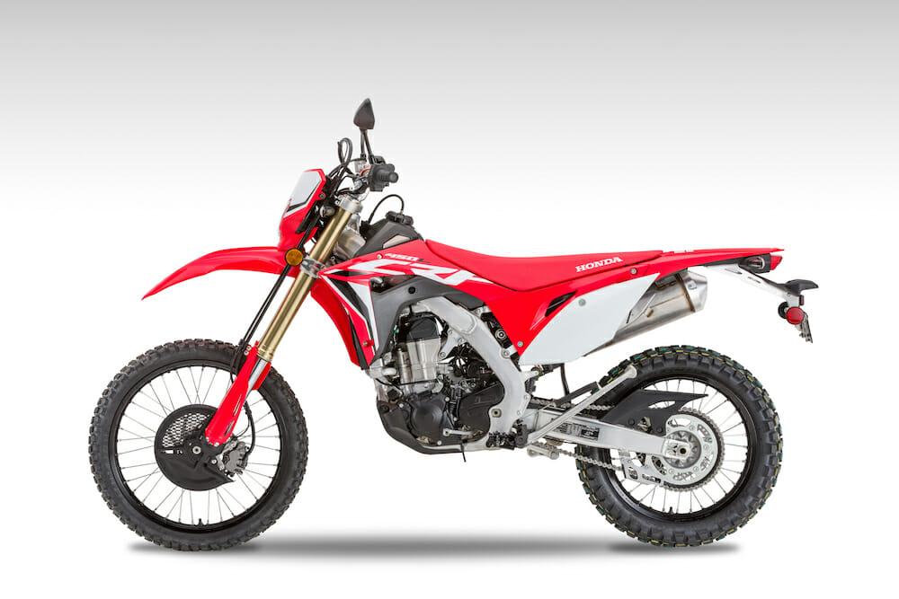 2020 Honda Off Road Models First Look Cycle News