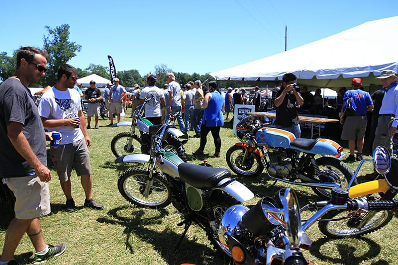 AMA Vintage Motorcycle Days Announces Bike Show ...