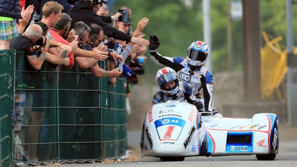 2019 Isle of Man TT Sidecar Preview
