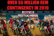 Pro Motocross Contingency