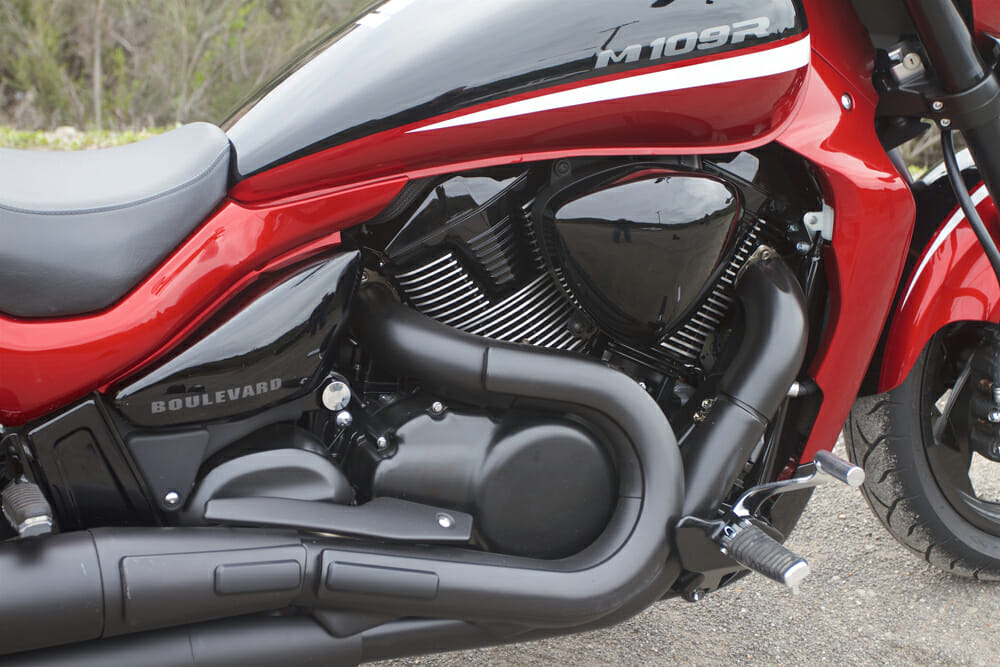 2019 Suzuki M109R B O S S  Edition Review - Cycle News