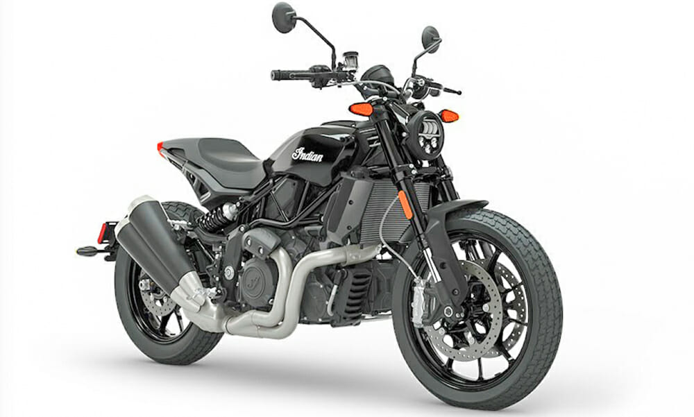 2019 Indian FTR 1200 Specifications