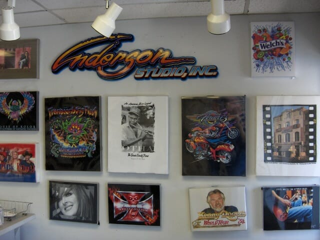 Anderson Studio, Inc