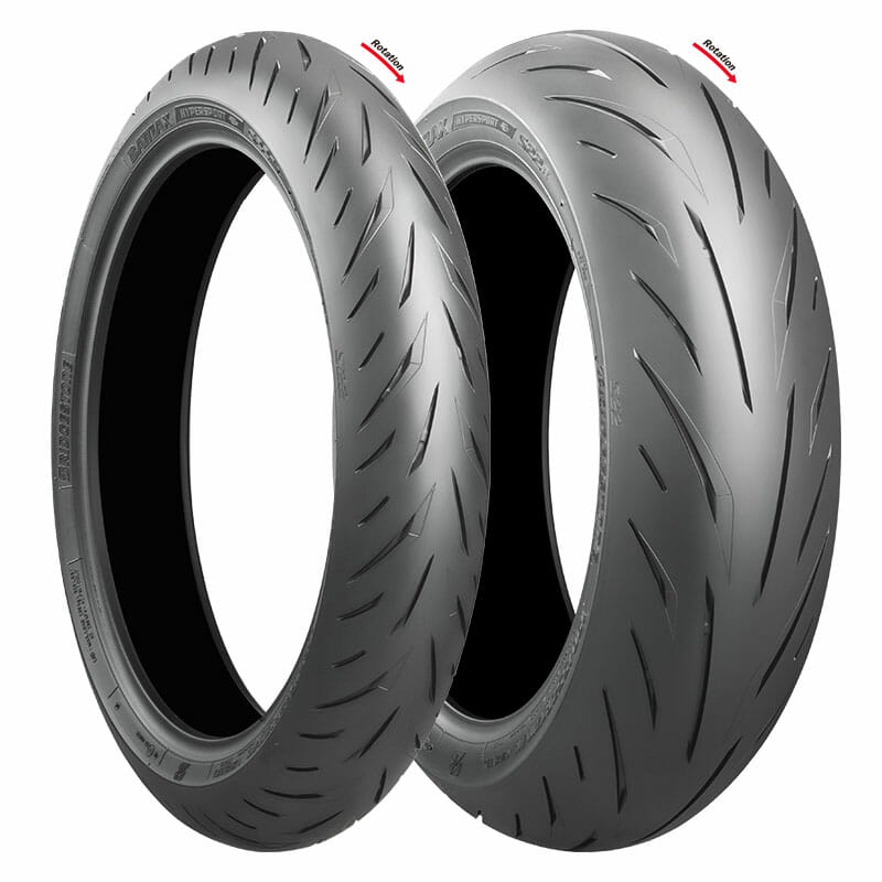The S22 is as close as you'll get with a dedicated street tire to proper racetrack performance.