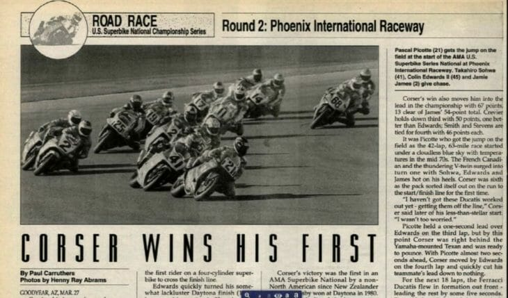 Corser-Phoenix-1994-CycleNews