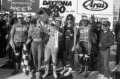 Daytona-200-1991-podium