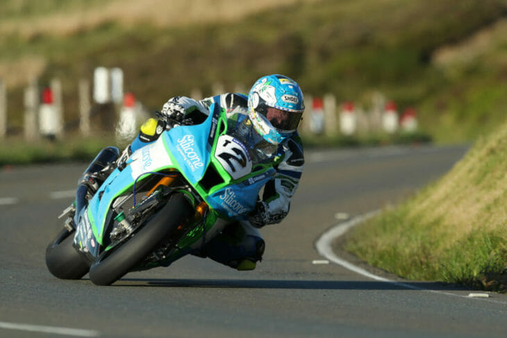 Dean Harrison Tops Superbike and Superstock Qualifying at Isle of Man TT Races