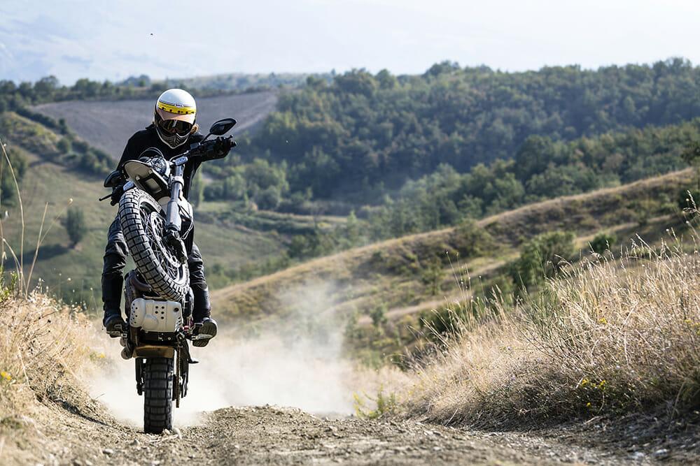 Ducati-Scrambler Desert Sled