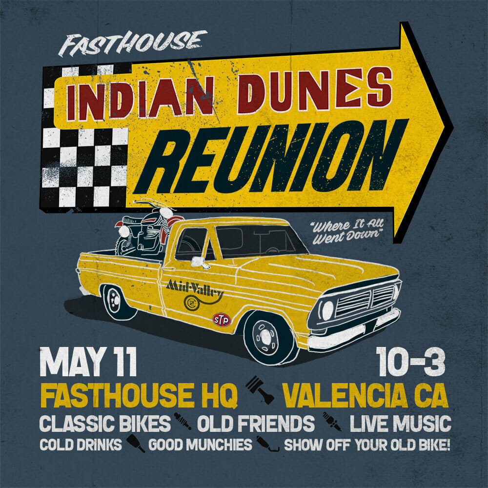 Indian Dunes Reunion at Fasthouse