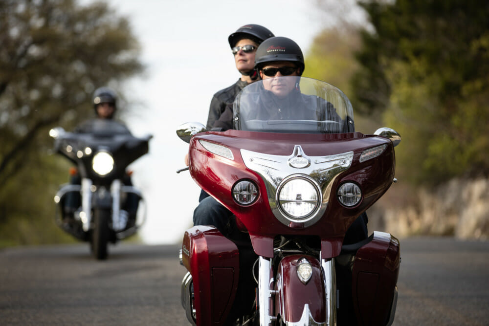 Indian Motorcycle Launches Company S First Ever Rental Program