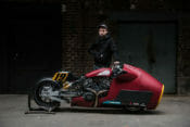 Randy Mamola To Race IndianxWorkhorse Sprint Racer
