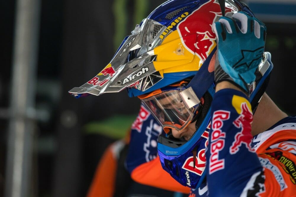Herlings Will Not Race FIM MXGP in France - Cycle News