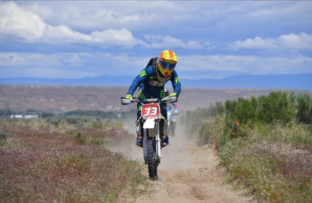 Hagerman West Hare Scramble results