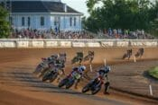American Flat Track Lexington Red Mile on Saturday, June 1, in Lexington, Ky.