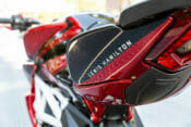 """MV Agusta donated """"Lewis Hamilton"""" limited-edition Brutale auctioned off at amfAR yearly gala in Cannes on May 23"""