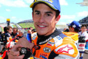 In The Paddock Column - Can anybody beat Marc Marquez? Of course, there is one person who can: Marquez himself.