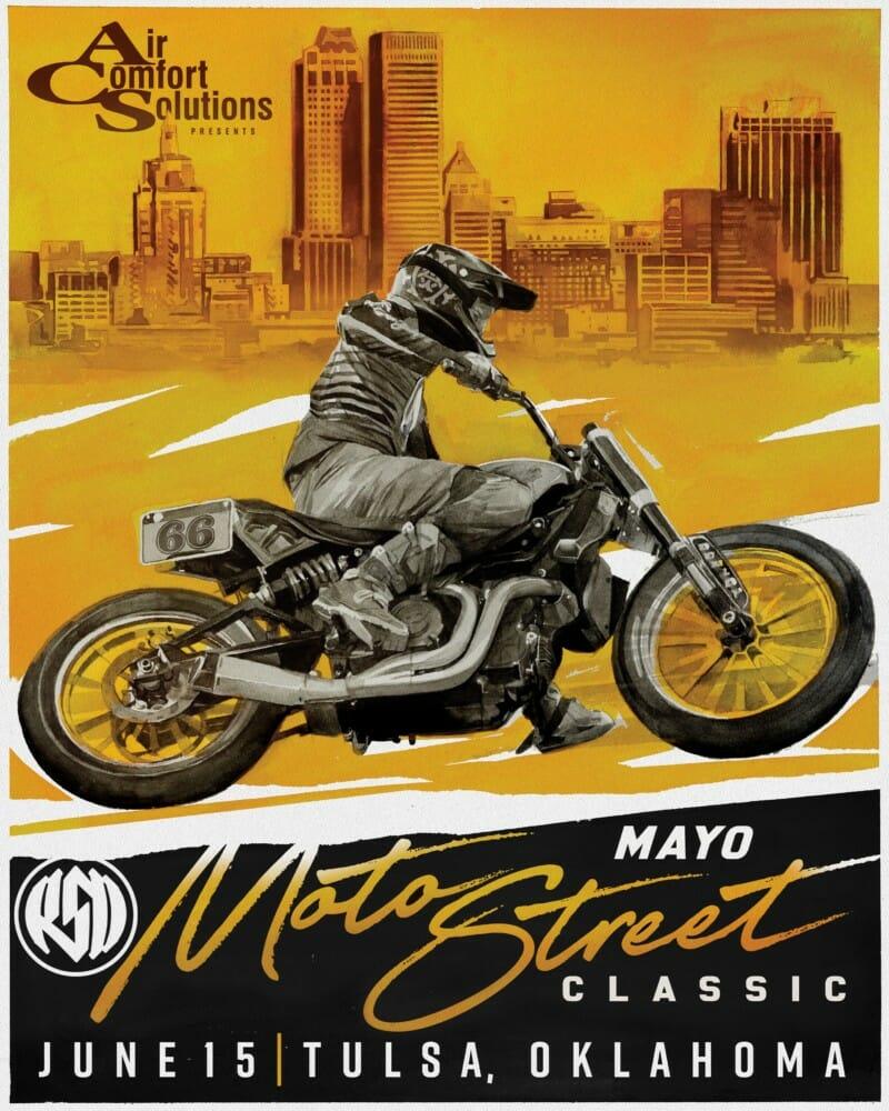 Mayo Moto Street Classic