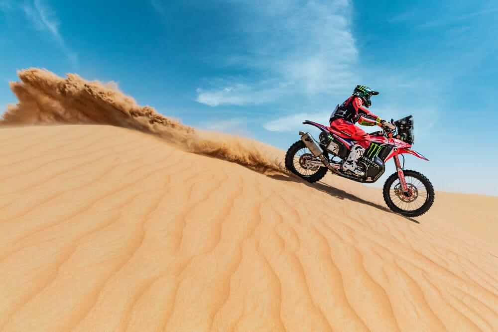 Monster Energy Honda Team Dakar 2020 news