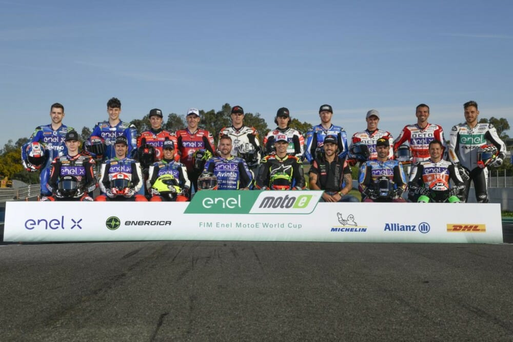 The revised schedule for the inaugural season of the FIM Enel MotoE™ World Cup can now be confirmed