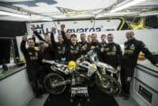 Rockstar Energy Husqvarna Factory Racing's MXGP