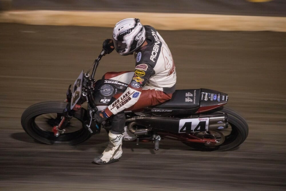 So-Cal Half-Mile American Flat Track Results 2019 - Cycle News