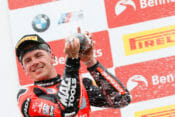 Donington delight for Scott Redding with hat trick of victories