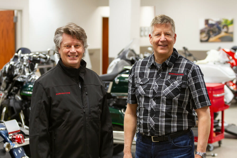 Kuryakyn recently named powersports industry veterans Tony Stefanelli and Lars LaVine to senior-level roles