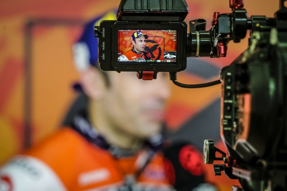 Toni Bou and Repsol Honda Team in the X-Trial World Championship