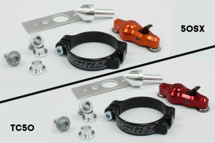 Works Connection Pro Start Launch Devices for KTM and Husky 50cc Models