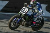 American Flat Track and Yamaha Motor Corp. proudly announced today a forging of an official partnership for the 2019 season.