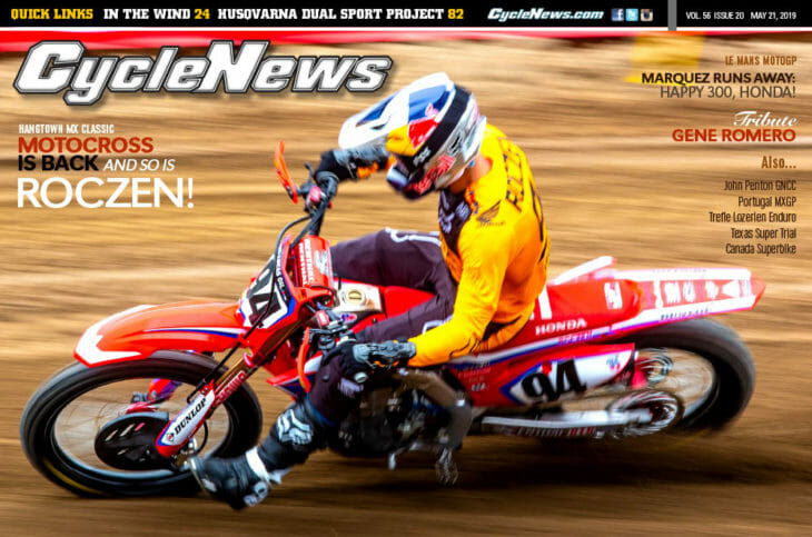 Cycle News magazine #20 2019