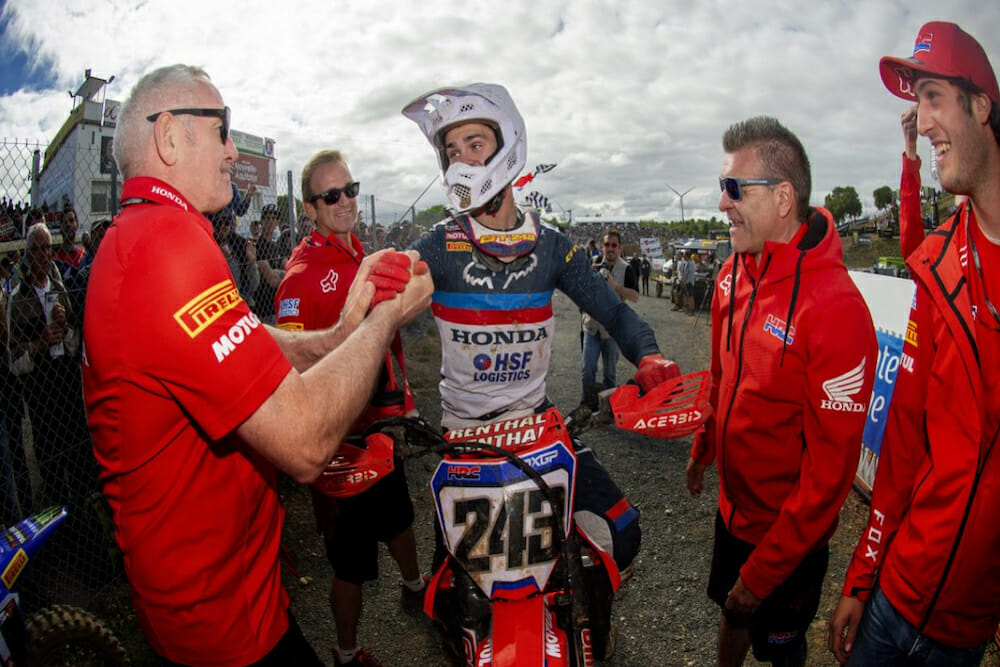 MXGP Of France Results 2019 - Cycle News