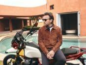 Ewan McGregor is Ambassador for the Moto Guzzi V85TT