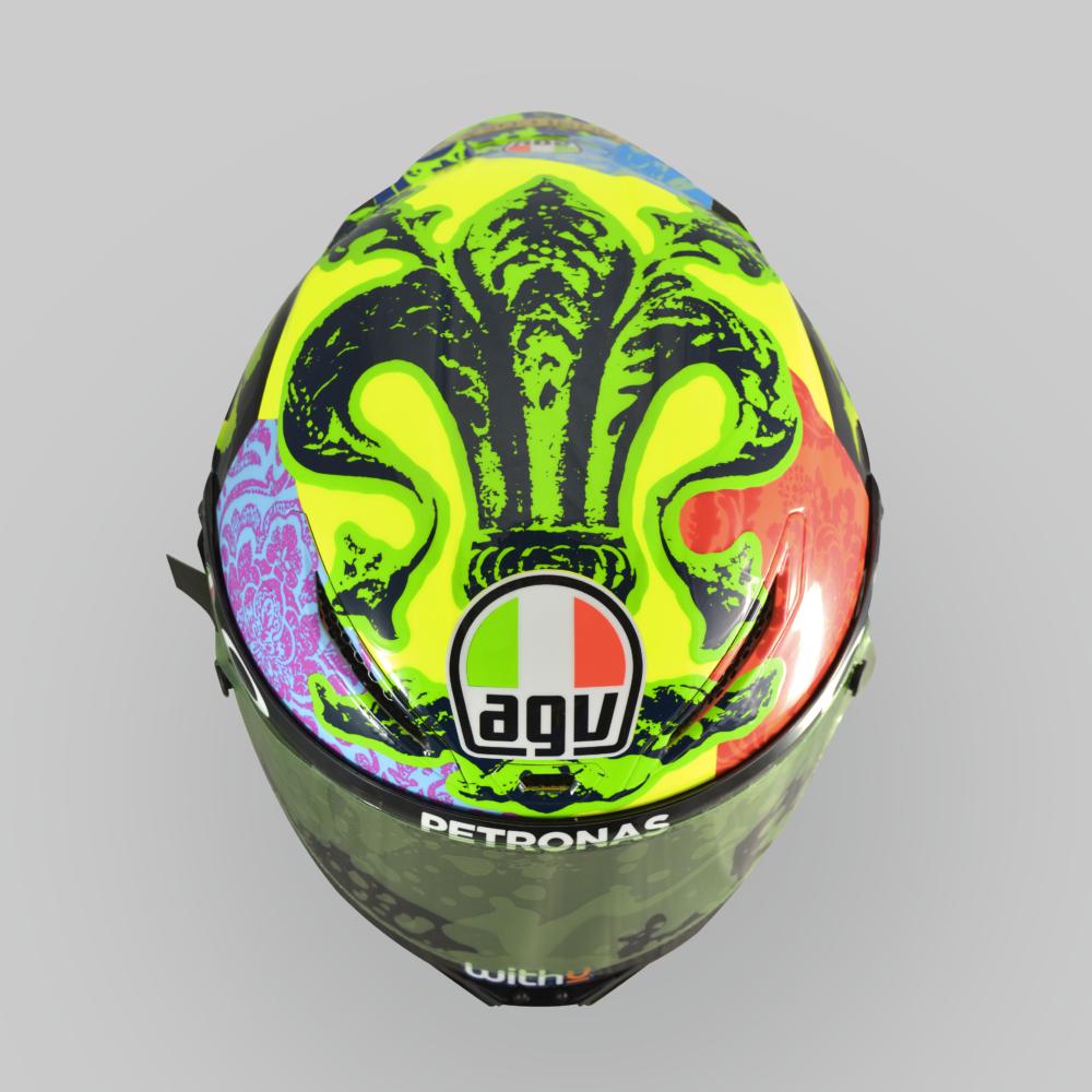 2019 AGV Mugello Pista GP R Specials