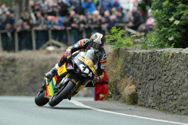 2019 Isle of Man TT Results Cummins takes third