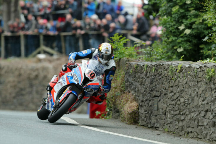 2019 Isle of Man TT Results Hickman takes second