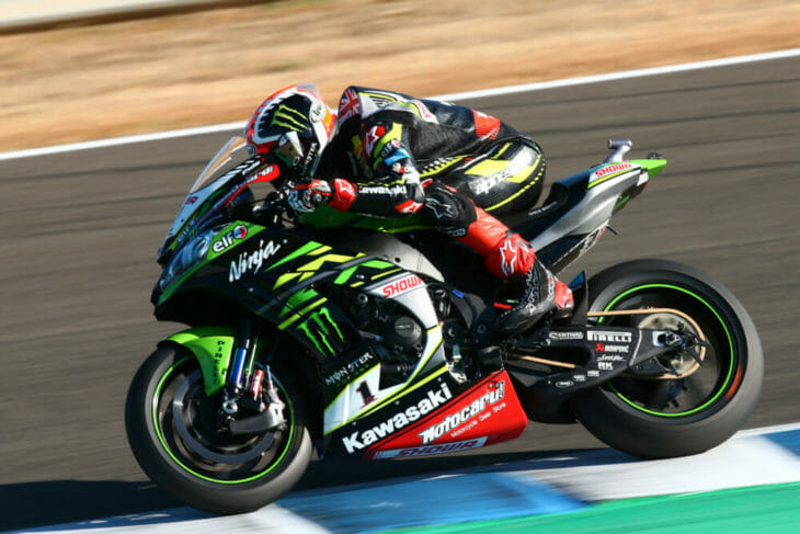 2019 Spain World Superbike Results Rea Superpole
