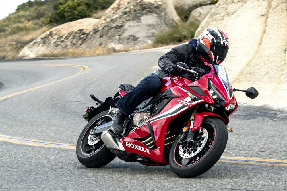 The 2019 Honda CBR650R still provides an excellent sport bike experience that'll be perfect for newer riders.