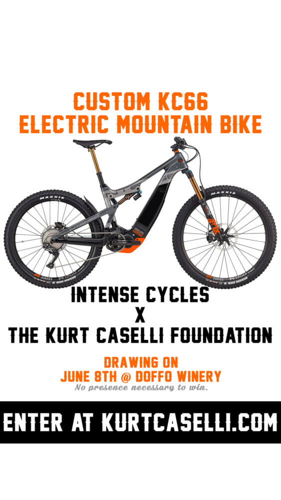 Kurt Caselli Foundation MotoDoffo Event